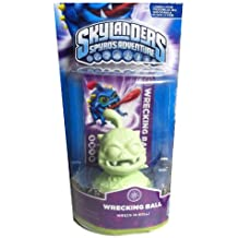 Skylanders Spyro's Adventure: Glow in the Dark Wrecking Ball - Extremely Rare and Collectible Variant