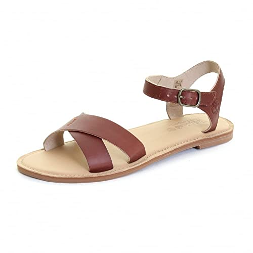 Timberland Earthkeepers Sheafe Ankle Strap Ladies Sandal UK7