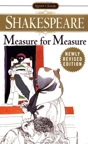 Measure for Measure (Signet Classics)