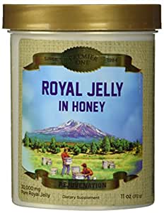 Premier One - Royal Jelly In Honey, 30000 mg, 11 oz gel