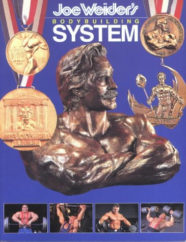 Joe Weiders Bodybuilding Training System Book