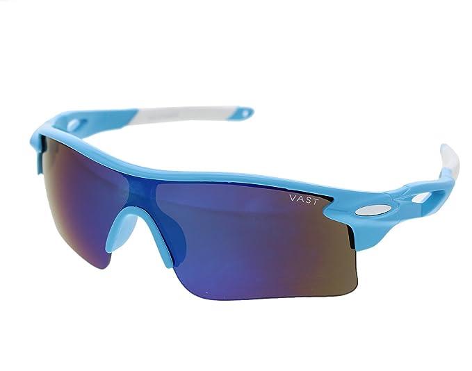 9c13113f70 Vast UV Protection Unisex Sport Sunglasses  Amazon.in  Clothing ...