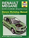 Renault Megane Service and Repair Manual (Haynes Service and Repair Manuals) by Brian Close (2014-10-31)