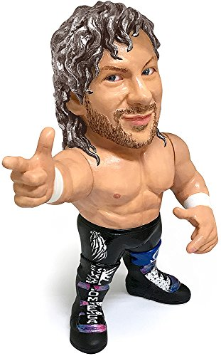 16 Directions New Japan Pro-Wrestling Collection: Kenny Omega (Silver Version) Vinyl Figure
