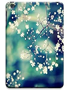 Raining days Blue Flowers sakura cell phone cases For Apple Accessory iPadmini iPad Mini 2