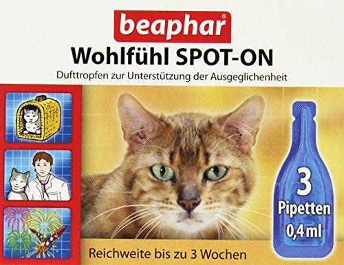 Nobby 75359 Wohlfühl Spot-On für Katzen