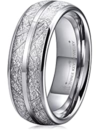 Amazoncom 25 to 50 Wedding Rings Jewelry Clothing Shoes