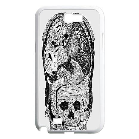 Samsung Galaxy Note 2 Fällen, brutto Anatomie Fällen für Samsung ...