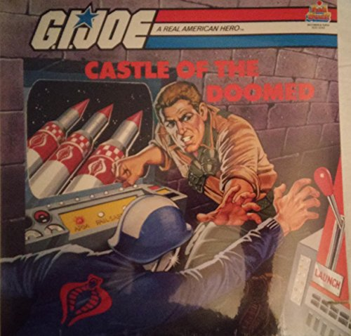 Price comparison product image G.I. JOE a Real American Hero Castle of the Doomed Vinyl LP (1983)