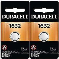 3 x 2 Duracell Cr1632 1632 baterías remotas de coches