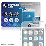 Anti Spy Webcam Privacy Cover for Computer & Smartphone - Low Profile Camera Lens Cover - Cyber Security Essentials Accessories for Samsung iPhone iPad Mac Pc Android External Laptop Webcams & More