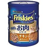 フリスキー缶チキンほぐし3P おまとめセット【6個】
