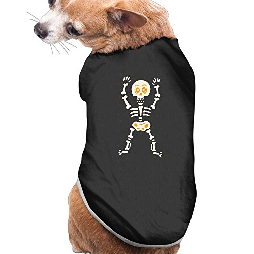 Centaur Dog Costume (NEW Pets Clothes HALLOWEEN Costumes Design Skeleton Vest Sweaters For Dogs&Cats)