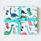 Sea Urchin Studio Dinosaurs Gift Wrap