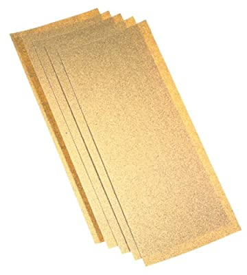 3M 9010NA 4.5-Inch by 11-Inch Power Sanding Sheets, Medium Grit, 5-pack