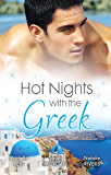 Hot Nights With The Greek - 3 Book Box Set (Bedded by Blackmail)