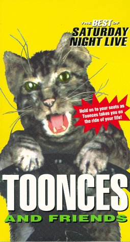 Toonces and Friends (The Best of Saturday Night Live) [VHS]