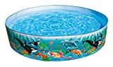 Intex Round 15'' Deep Color Reef Snapset Pool