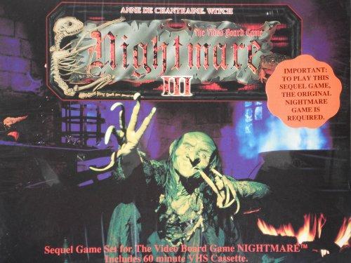 nightmares video board game - 4