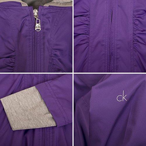 Calvin Klein - Chaqueta - para mujer morado