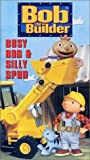 : Bob the Builder - Busy Bob & Silly Spud [VHS]
