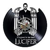 Best DC Comics Teen Toys - Lucifer - DC Comics - Handmade vinyl record Review