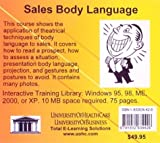 Sales Body Language, Farb, Daniel and Gordon, Bruce, 1932634428
