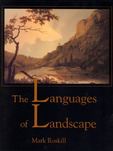 The Languages of Landscape by Pennsylvania State Univ Pr (Txt)