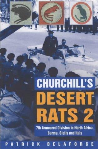Churchill's Desert Rats 4 pdf