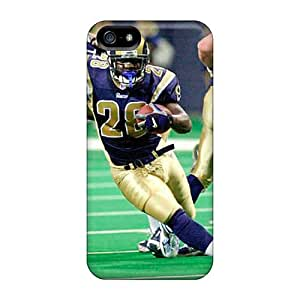 New Style Cases Covers RHL36712UlYG St. Louis Rams Compatible With Iphone 5/5s Protection Cases
