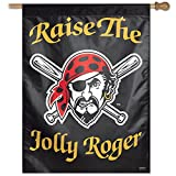 Pittsburgh Pirates MLB Jolly Roger 27 x 37 Inch Flag