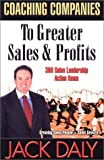 img - for Coaching Companies to Greater Sales and Profits book / textbook / text book