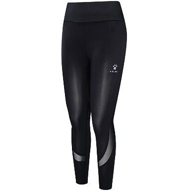 a7663f341ab7f Amazon.com: KELME Women's Power Tummy Control Workout Yoga Pants Leggings:  Clothing
