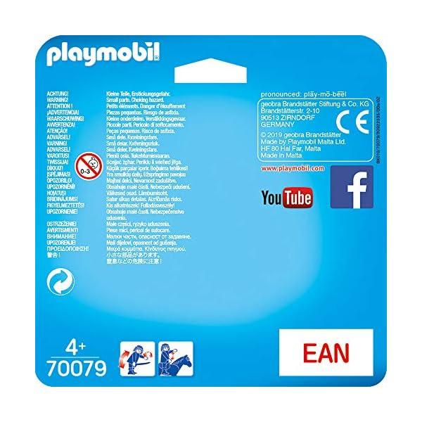 PLAYMOBIL- Duo Pack Duopack Doctora y Paciente, Multicolor (70079) 6