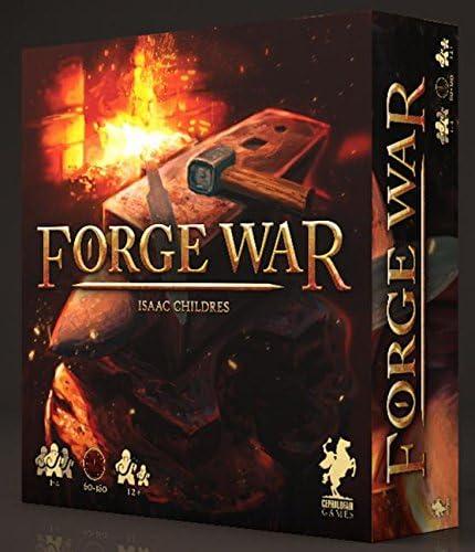Forge War: 2nd Printing: Cephalofair Games: Amazon.es: Juguetes y ...