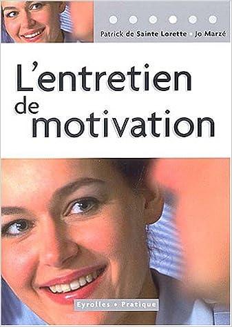 Télécharger en ligne L'entretien de motivation epub pdf