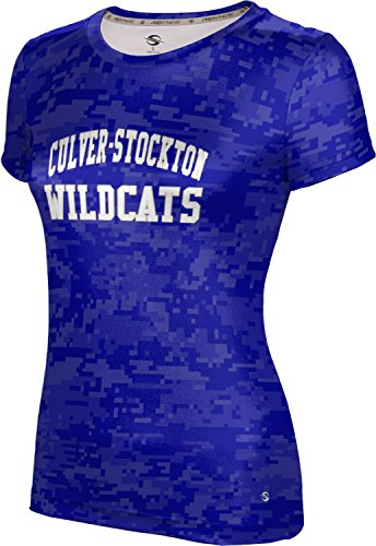 Prosphere Womens Culver Stockton College Digital Shirt  Apparel  Ef2c2  Medium
