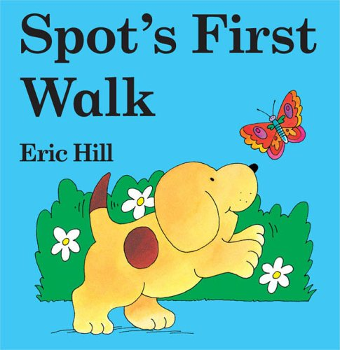 Spots First Walk Eric Hill