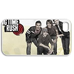 CTSLR iphone 4 4S 4G Case - Music & Singer Series Slim Hard Plastic Back Case for iphone 4 4S 4G -1 Pack - Big Time Rush BTR (17.40) - 10