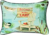 Best Manual Woodworker Bird Houses - Manual Woodworkers & Weavers Throw Pillow, 18 x Review