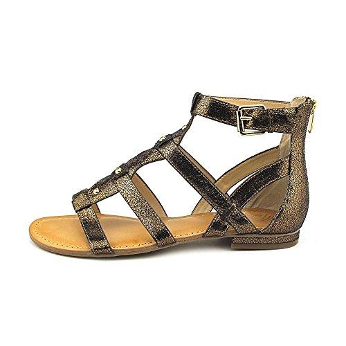 Marc Fisher - Sandalias de vestir para mujer Oro envejecido