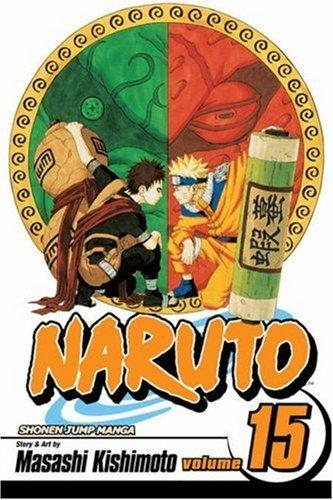 Amazon.com: Naruto, Vol. 15: Narutos Ninja Handbook ...