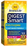 ReNew Life - Buddy Bear Digest Digestive Enzyme Supplement for Children Berry - 60 Chewable Tablets