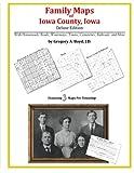 Family Maps of Iowa County, Iowa
