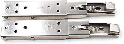 Stainless Steel Sill Protector Corner Bracket eckschiene 1000mm 10x30mm 3-Fold Folded k320.
