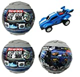 #10: Rocket League Mini Pull-Back Racer Car Mystery Ball Set of 3 - With Possible DLC Code