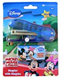 Disney Mickey & Friends Stapler Set - School Supplies [Toy]