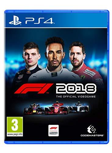 F1 2018 Standard Edition (PS4) ()