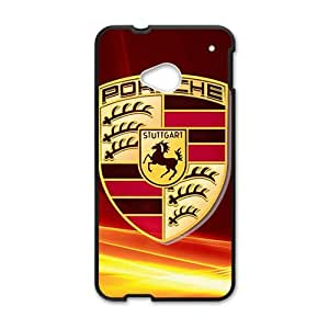 Porsche sign fashion cell phone case for HTC One M7