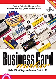 Amazon microsoft greetings 2002 old version business card maker m4hsunfo